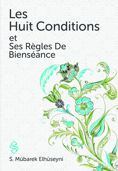 Cover des Buches - Les Huit Conditions -